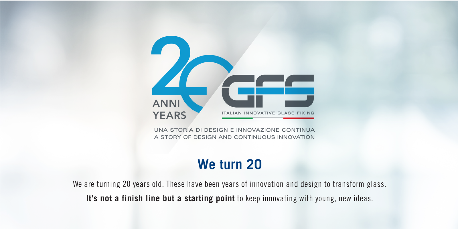 GFS 20 years