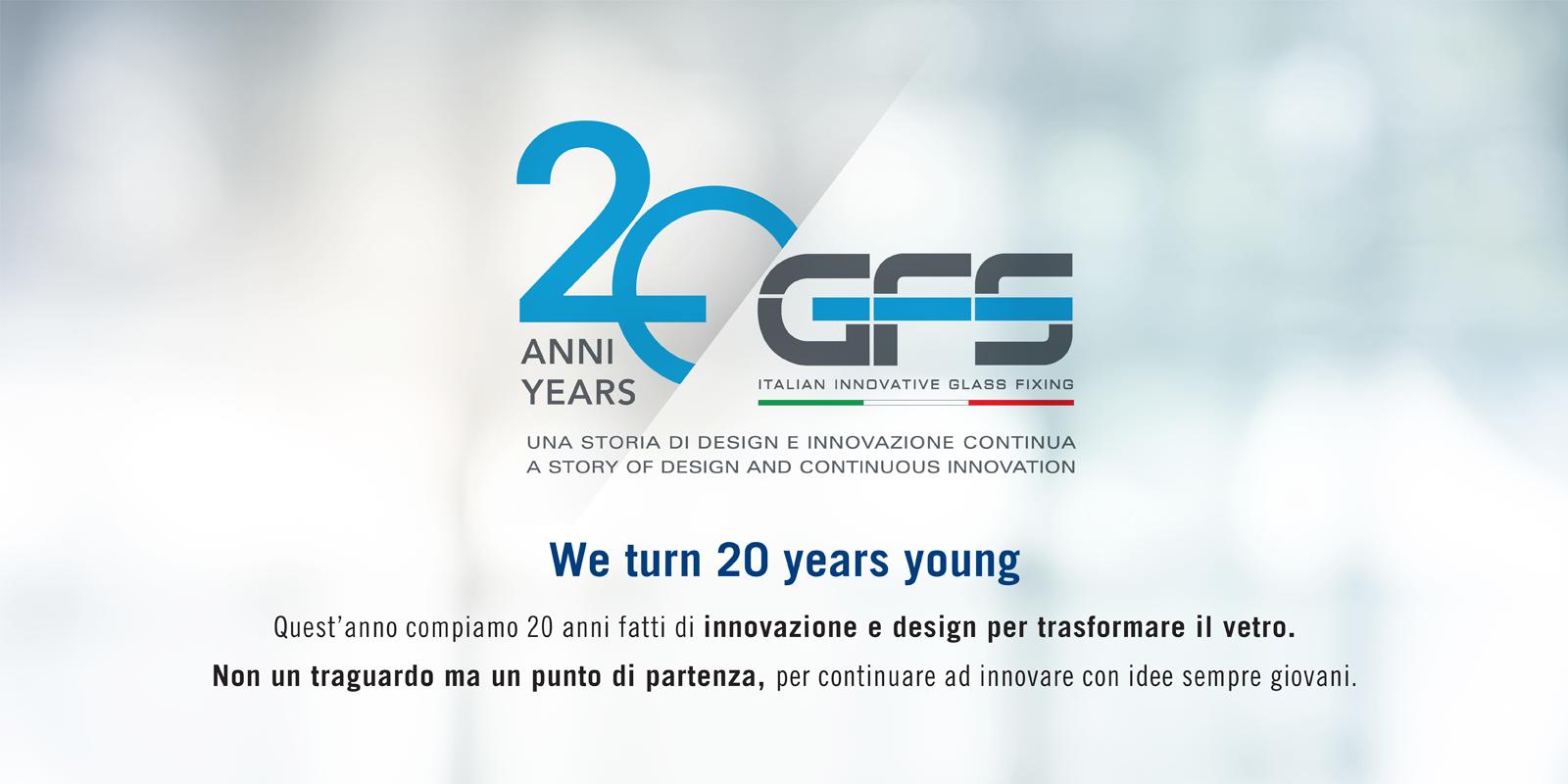 GFS 20 anni